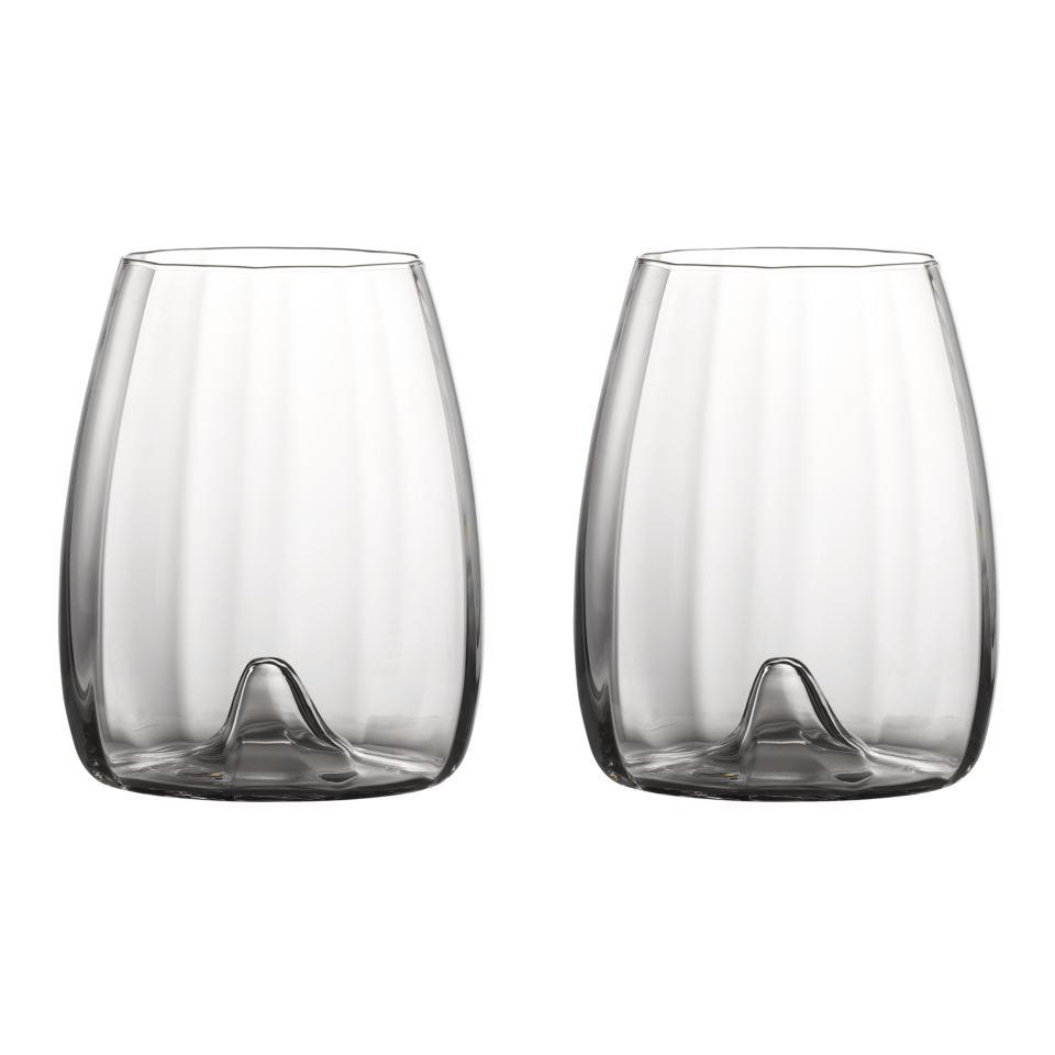Stemless Wine Pair