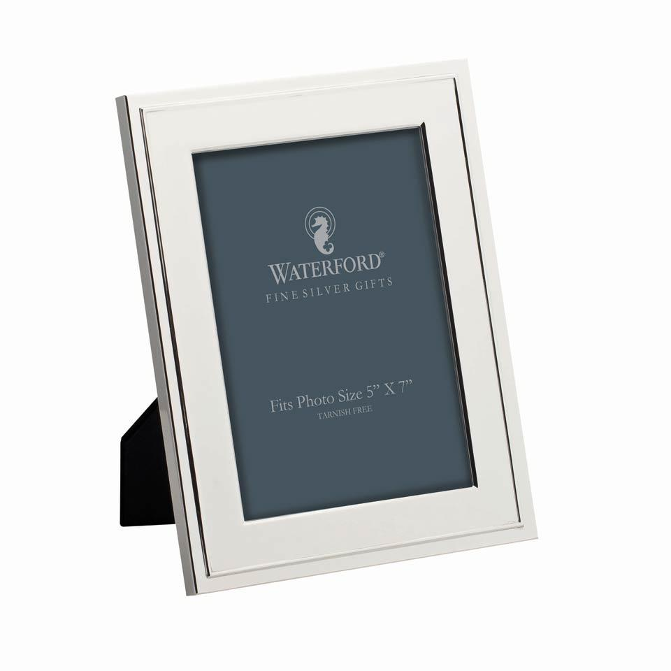 Waterford ~ Classic ~ 5x7 Silver Frame, Price $80.00 in Madison, MS ...