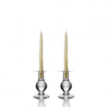 Simon Pearce   Hartland Candlestick Small $125.00
