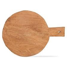 Tag   Teak round cutting board $92.00