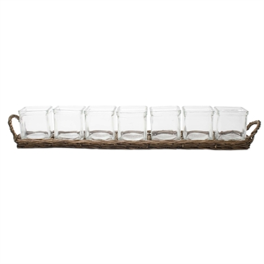 Trade Associates Group   Willow Tealight Holder $46.00