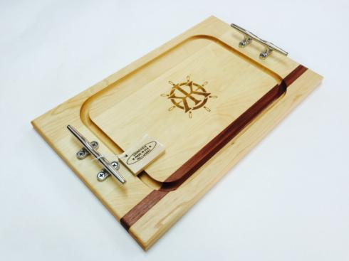 3 Monkeys Exclusives   Medium cutting board $116.00