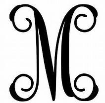 3 Monkeys Exclusives   Monogram 1 initail $8.00