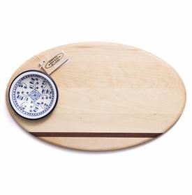 Soundview Millworks   oval dip board $80.00