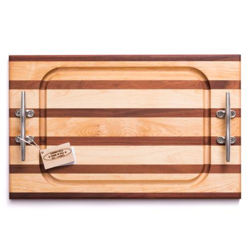 3 Monkeys Exclusives   Soundview Millworks Med Steak Board $156.00