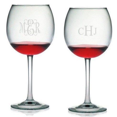 Susquehanna Glass   All purpose wine set of 4 $58.00