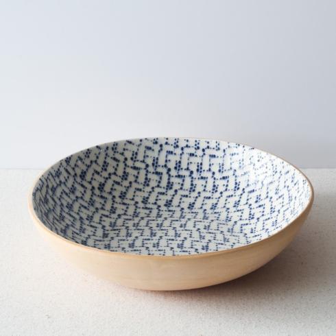Terrafirma   8 in maze bowl $78.00