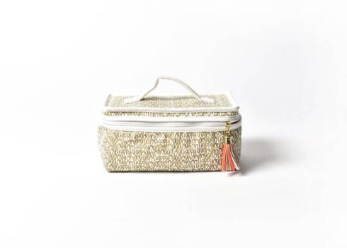 Happy Everything by Coton Colors  Happy Everything  Gold Happy Everything Mini Attachment Bag $45.00