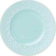 Lenox  British Colonial Carved Aqua Aqua Salad Plate $25.00