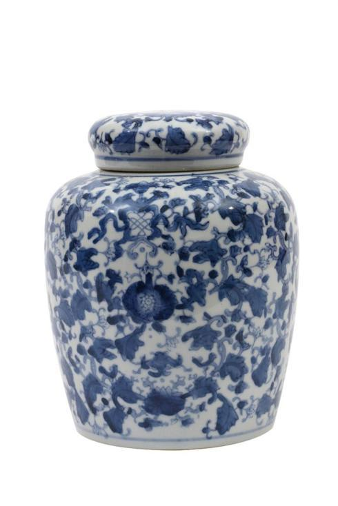 Annadale's Exclusives   Jar With Lid $49.00