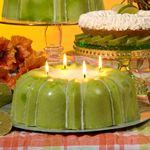 Annadale's Exclusives   Cake Candle $38.00