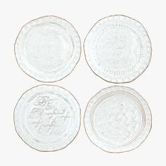 Belleza Canopy plates Vietri collection with 1 products