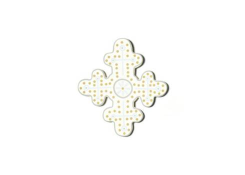 Happy Everything by Coton Colors  Happy Everything  Neutral Cross Mini Attachment $16.95