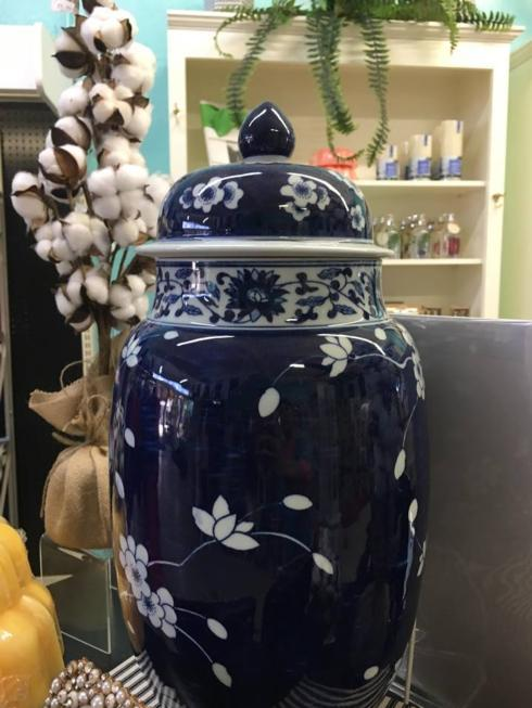 Annadale's Exclusives   Medium Ginger Jar $125.00