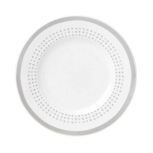 $19.00 Charlotte Street  East Grey Accent Plate
