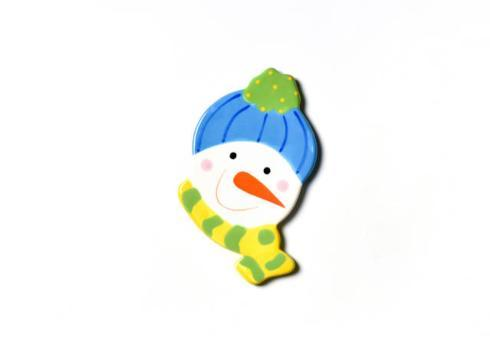 Happy Everything by Coton Colors  Happy Everything  Frosty Mini Attachment $16.95