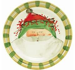 Old st nick green hat dinner collection with 1 products
