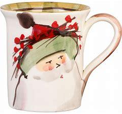 Old St Nick Green Hat mug collection with 1 products