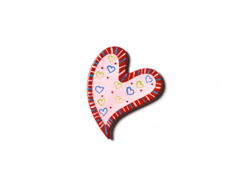 Happy Everything by Coton Colors  Happy Everything  Heart Mini Attachment $16.95
