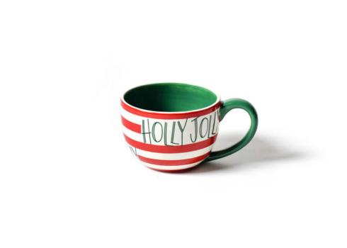 Happy Everything by Coton Colors  Happy Everything  Holly Jolly Mug $18.00