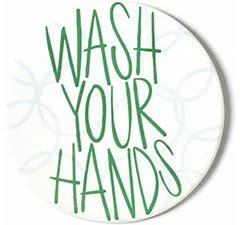 Happy Everything by Coton Colors   Mini Wash Your Hands $17.00