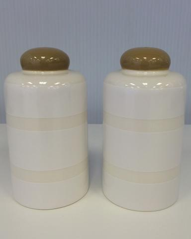 Happy Everything by Coton Colors  Happy Everything  Salt & Pepper Set $20.00
