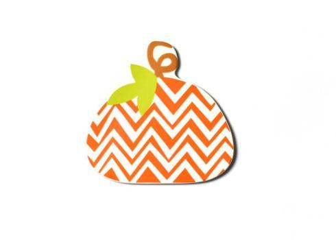 Happy Everything by Coton Colors   Cheveron Mini Pumkin $16.95
