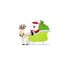 Happy Everything by Coton Colors  Happy Everything  Large Sleigh Attachment Coton Colors $25.00