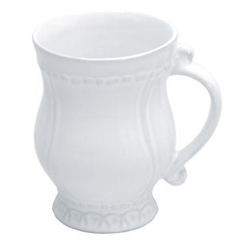 """Home Essentials   Skyros Legado Mug """"M"""" Monogram $37.00"""