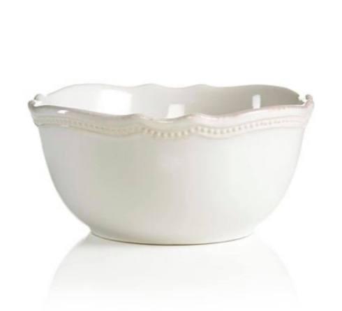 Lenox  White Bead  Soup Bowl  $25.00