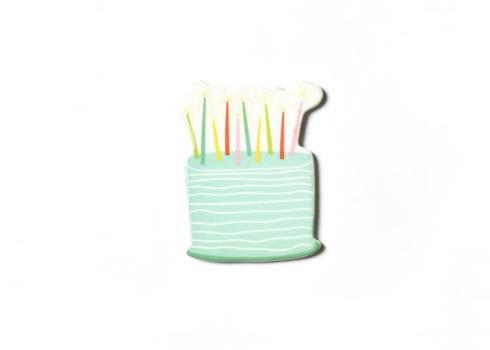 Happy Everything by Coton Colors  Happy Everything  Sparkle cake Mini Attachment $16.95
