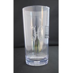 Tiger Lily  Juices With Monogram Tiger Lily High Ball Monogram $14.00