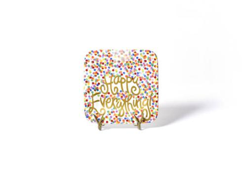 Happy Everything by Coton Colors  Happy Everything  Tosas mini Platter $45.00