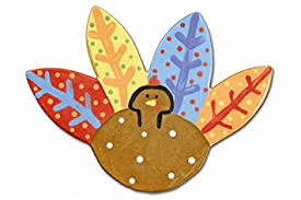 Happy Everything by Coton Colors  Happy Everything  Turkey Mini Attachment $16.95