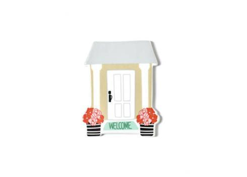 Happy Everything by Coton Colors  Happy Everything  Welcome House Mini Attachment $16.95