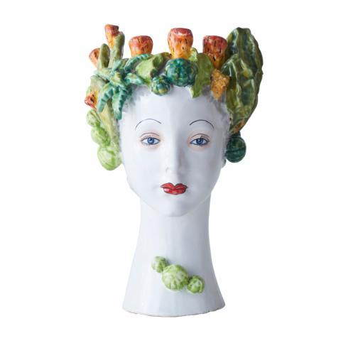 $958.00 Succulent Head Vase