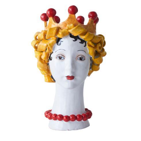 $958.00 Pasta Head Vase