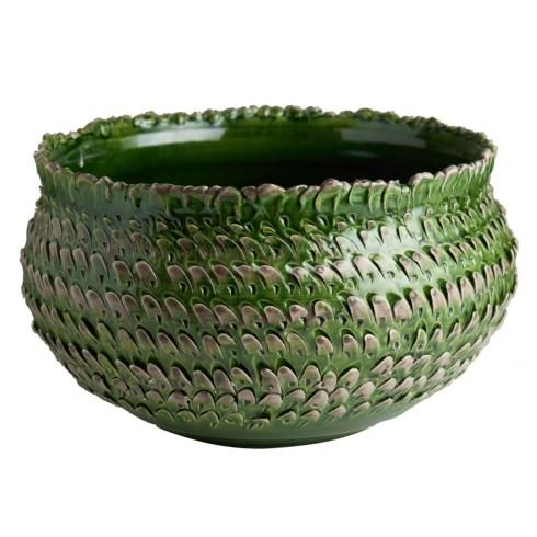 $343.00 Bowl, Green/Gray