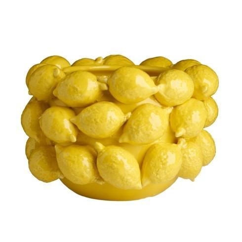$420.00 Yellow Lemon Planter