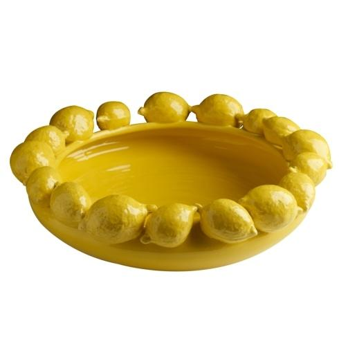 $420.00 Yellow Lemon Bowl