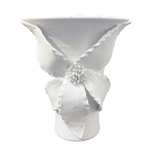 $478.00 Poinsettia Vase