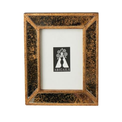 $68.00 Picture Frame, Sm Wood with Antique M