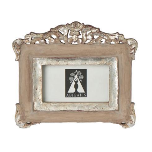 $74.00 Frame, Putty Grey/Silver