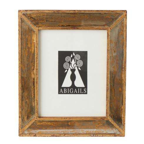 $91.00 Wood Frame with Antiqued Mirror, Large