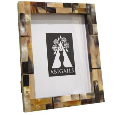 $106.00 Inlaid Frame, Black/Grown, 8X10 Photo