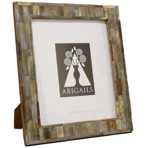 $72.00 Inlaid Frame, Gray Bone, 8X10 Photo