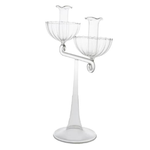 $22.00 2-Light Candleabra