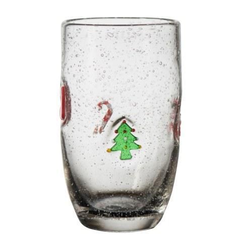 $77.00 Jingle Highball Glass, Set Of 4