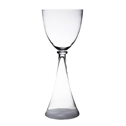 $303.00 Lillian Vase Large Clear