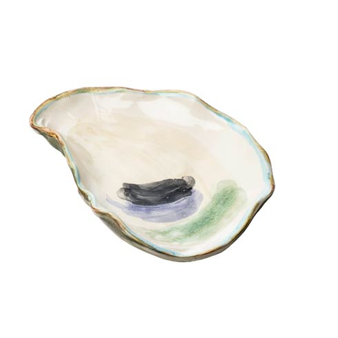 Abigails  Seaside Medium Oyster Plate, Set Of 4 $221.00